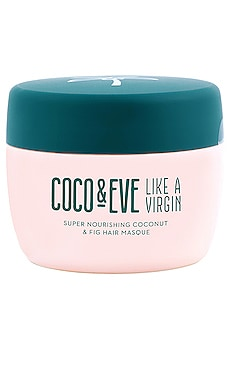 Super Nourishing Coconut & Fig Hair Masque Coco & Eve $50