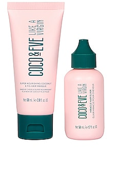 Oh My Hair Kit Coco & Eve $36
