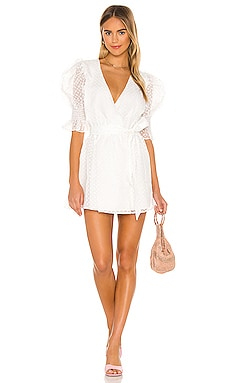 Zandra Wrap Dress Camila Coelho $228