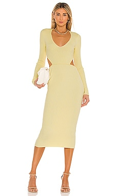Rosabella Midi Dress Camila Coelho $188 BEST SELLER
