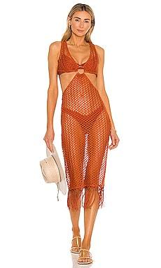 Landry Midi Dress Camila Coelho $188