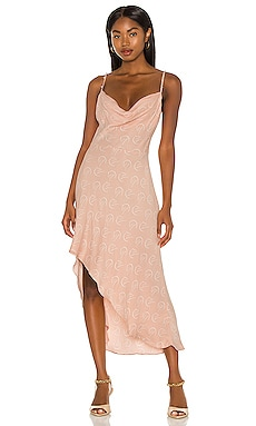 Otavia Slip Dress Camila Coelho $228