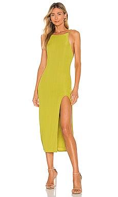 Shelly Midi Dress Camila Coelho $228 NEW