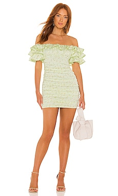 Eva Mini Dress Camila Coelho $218 NEW