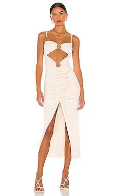 Yasmeen Midi Dress Camila Coelho $218 NEW