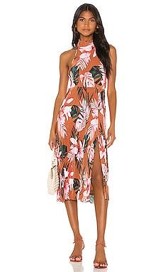 Cassy Midi Dress Camila Coelho $198