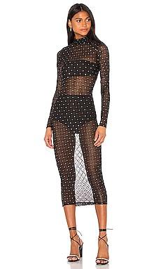 Joana Midi Dress Camila Coelho $185