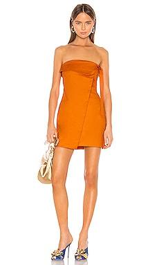Ila Strapless Mini Dress Camila Coelho $198 NEW ARRIVAL