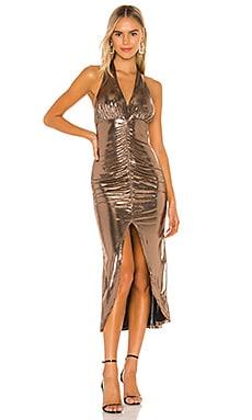 Melany Halter Midi Dress Camila Coelho $119