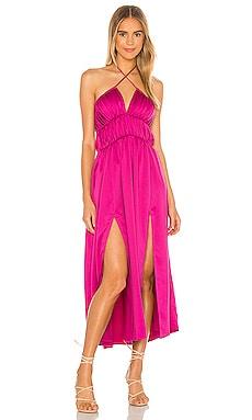 Rosita Midi Dress Camila Coelho $218 NEW