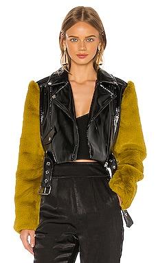 Florencia Moto Jacket Camila Coelho $278