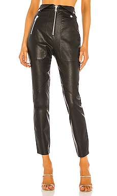Lindo Leather Leggings Camila Coelho $598