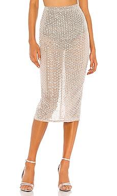 Beatriz Midi Skirt Camila Coelho $160