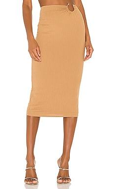 Babi Midi Skirt Camila Coelho $98