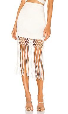 Mora Mini Skirt Camila Coelho $198