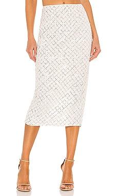 Enrico Midi Skirt Camila Coelho $178