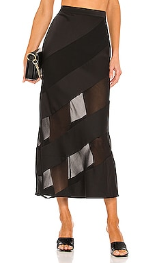 Joseline Midi Skirt Camila Coelho $152