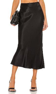 Gysele Midi Skirt Camila Coelho $140 NEW