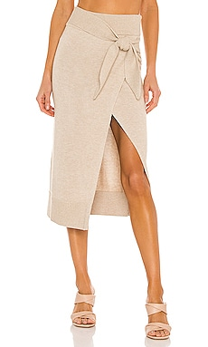 Mimmi Wrap Skirt Camila Coelho $178 NEW