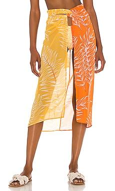 Jayla Pareo Skirt Camila Coelho $158