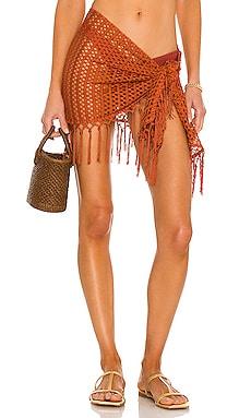 Vera Wrap Skirt Camila Coelho $148