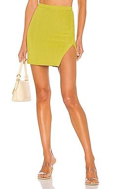 Bennie Mini Skirt Camila Coelho $138 NEW
