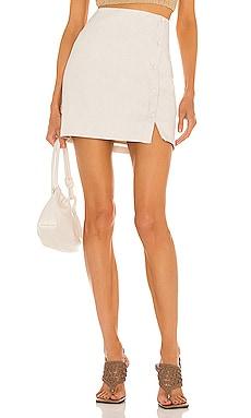 Tessa Mini Skirt Camila Coelho $138 NEW