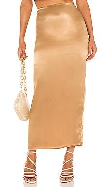 Selina Maxi Skirt Camila Coelho $178