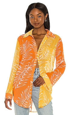 Brynn Shirt Dress Camila Coelho $168 NEW