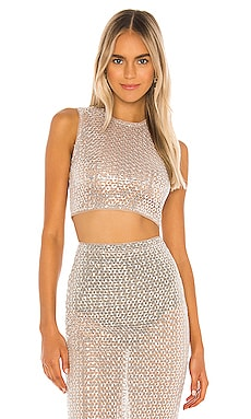 Fernanda Crop Top Camila Coelho $120 NEW ARRIVAL