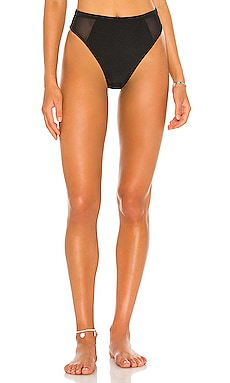 Micaela High Waist Bottom Camila Coelho $88 NEW