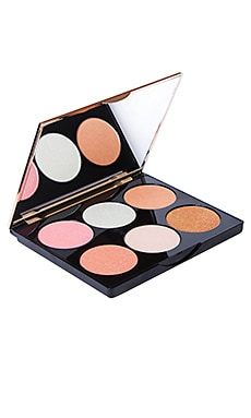 PALETA ILUMINADORA PERFECT HIGHLIGHTING Cover FX $23