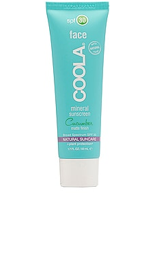 Mineral Face SPF 30 Cucumber Matte Finish