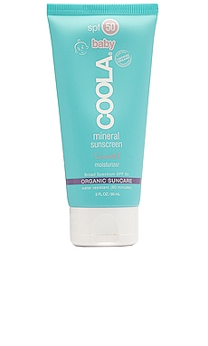 Mineral Baby SPF 50 Unscented Lotion COOLA $36