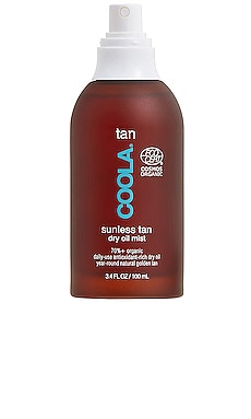 Sunless Tan Dry Body Oil Mist COOLA $46 BEST SELLER