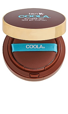 Sunless Tan Luminizing Face Gel Cushion Compact COOLA $42 BEST SELLER