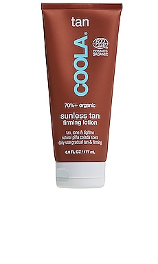 Organic Gradual Sunless Tan Firming Lotion COOLA $48 NEW ARRIVAL