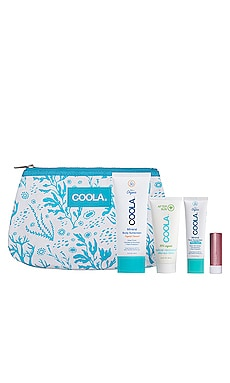 Mineral Essentials Reef-Safe Travel Kit COOLA $40