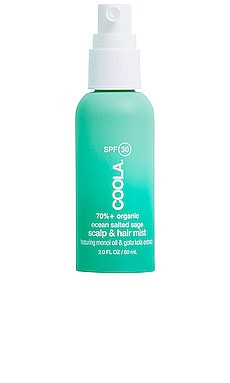 Scalp & Hair Mist Organic Sunscreen SPF 30 COOLA $26 BEST SELLER