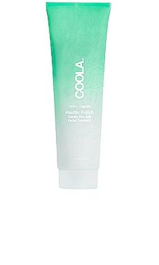 Pacific Polish Gentle Sea Salt Facial Exfoliator COOLA $32