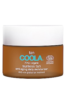 Organic Sunless Tan Anti-Aging Daily Moisturizer COOLA $48 NEW