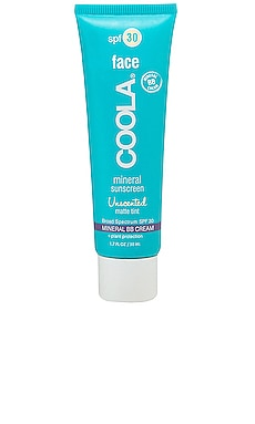 Mineral Face SPF 30 Unscented Matte Tint BB Cream COOLA $40