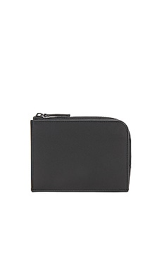 Saffiano Leather Zipper Wallet Common Projects $186