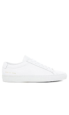 Original Leather Achilles Low Common Projects $412