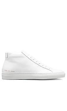 Original Leather Achilles Mid Common Projects $435