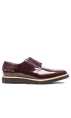 Derby Leather Shine Common Projects $420