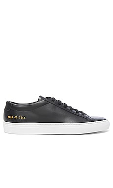 Original Leather Achilles Low Common Projects $348