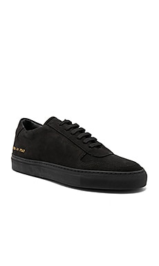 Nubuck Leather BBall Low