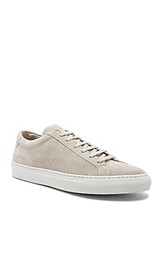Suede Original Achilles Low Suede Common Projects $423