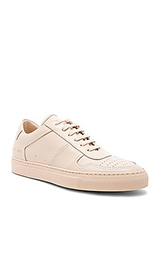 Leather BBall Low Common Projects $468